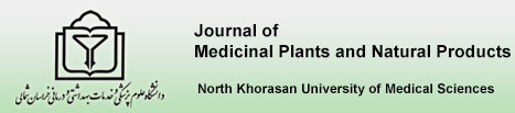 Journal of Medicinal Plants and Natural Products
